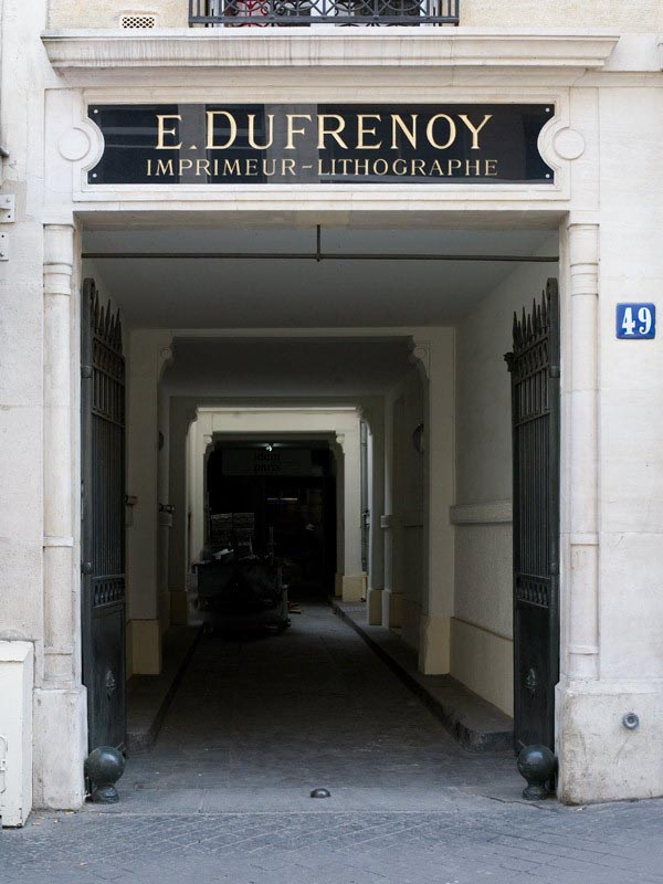 Dufrenoy, Eugène (January 21, 1834 - 189?)