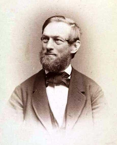 Dybwad, Jacob (July 20, 1823 - September 4, 1899)