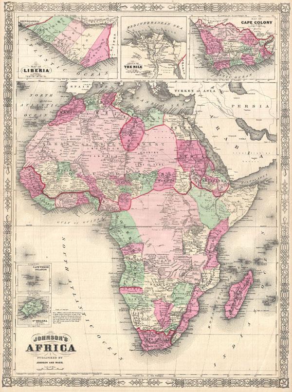Johnson's Africa. - Main View