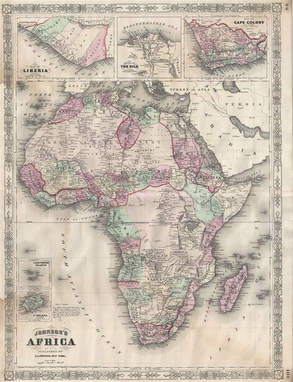 Johnson's Africa. - Main View