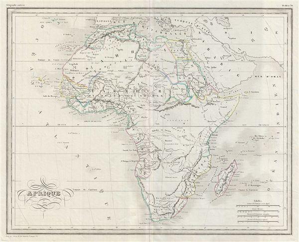 Afrique. - Main View