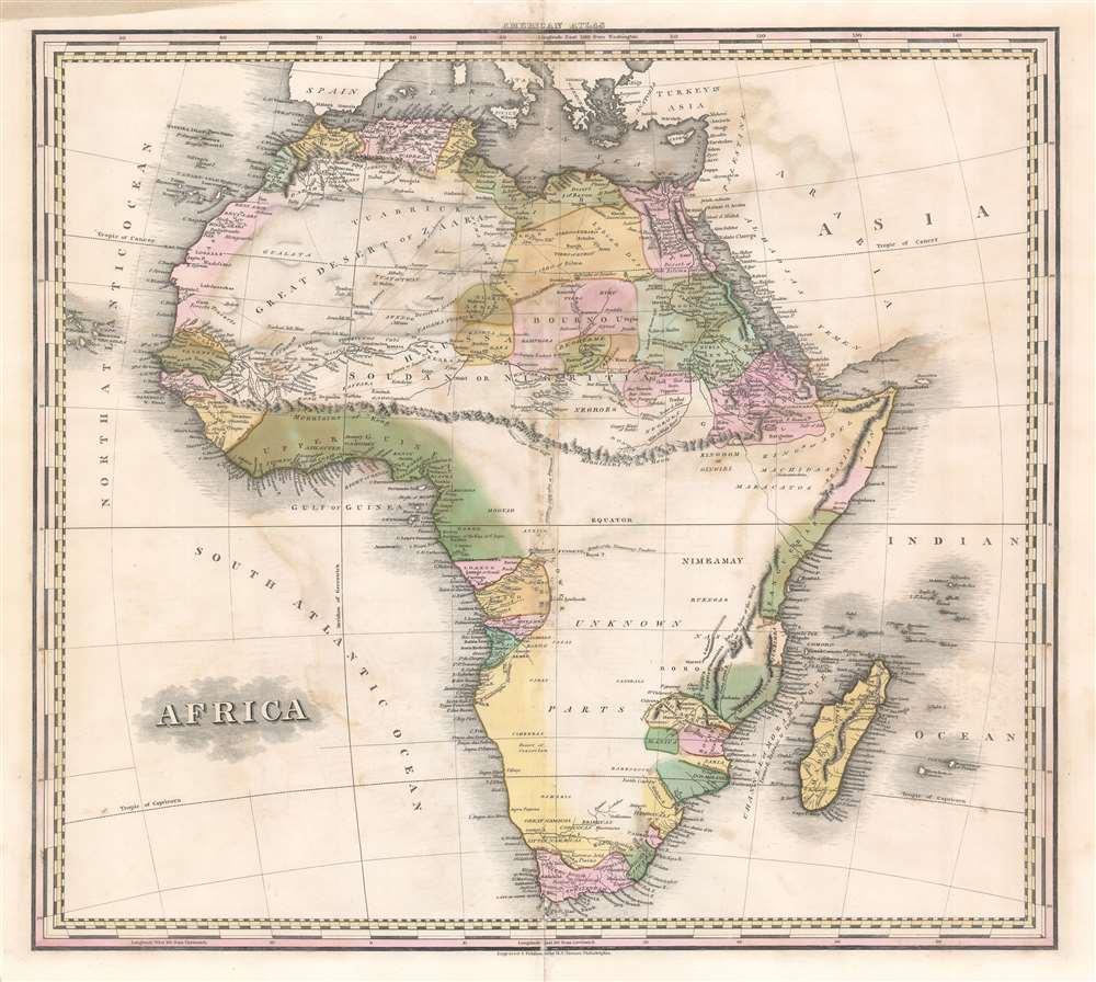 Africa. - Main View