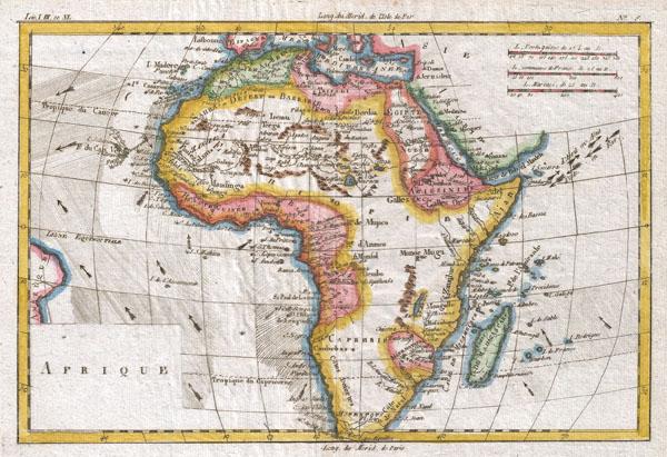 Afrique - Main View