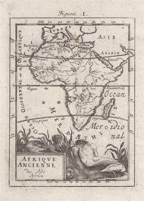 Afrique Ancienne das Alte Africa.