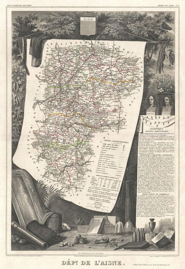 Dept. De L'Aisne.