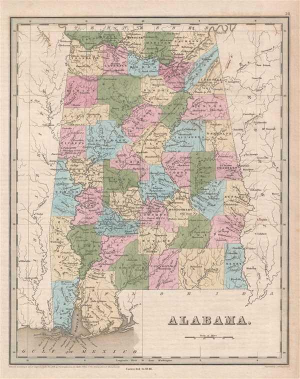 Alabama. - Main View