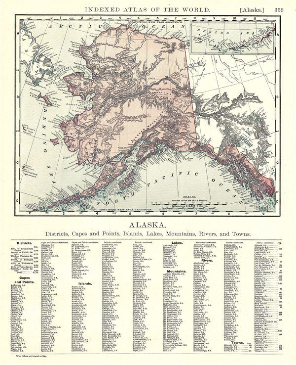 Alaska. - Main View