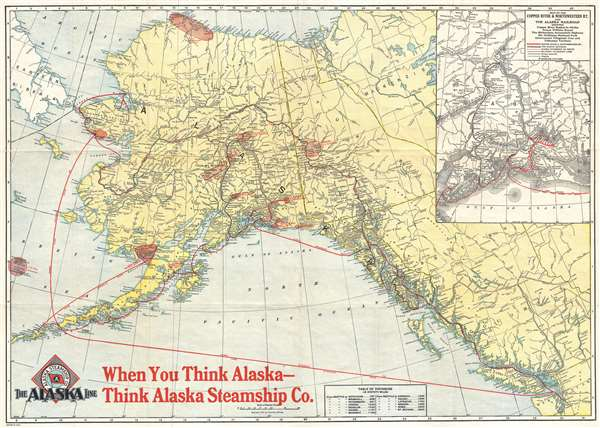 When You Think Alaska - Think Alaska Steamship Co.