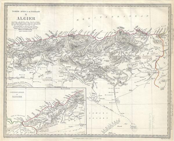 North Africa or Barbary II Algier.