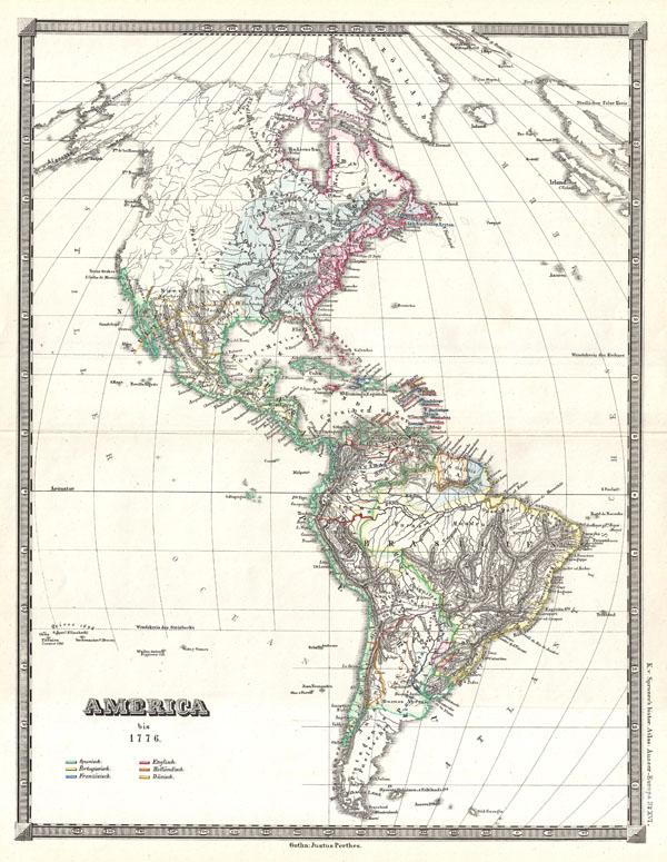 Americas Bis 1776