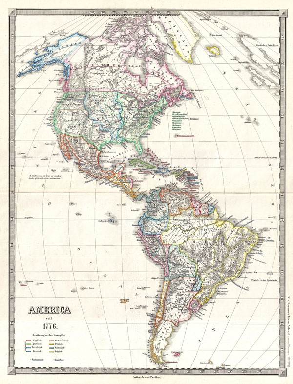 America Seit 1776
