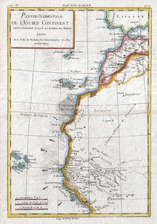 Partie Occidentale De L'Ancien Continent - Main View