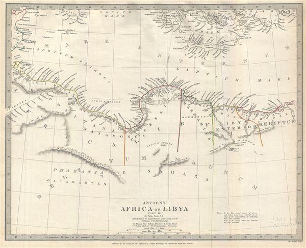 Ancient Africa or Libya Part II.
