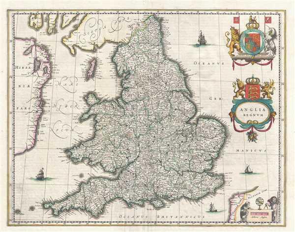 Anglia Regnum.