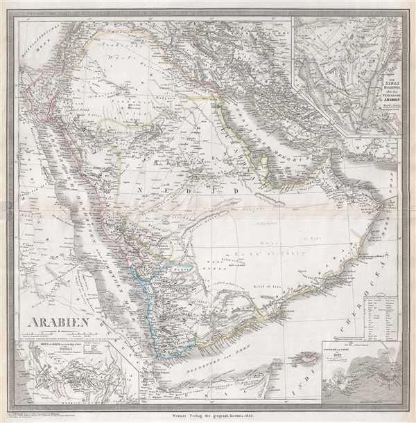 Arabien.