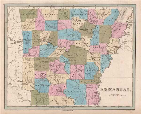 Arkansas. - Main View