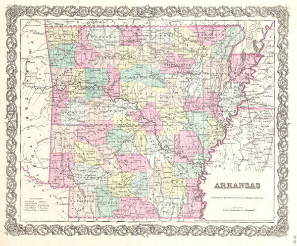 Arkansas. - Main View
