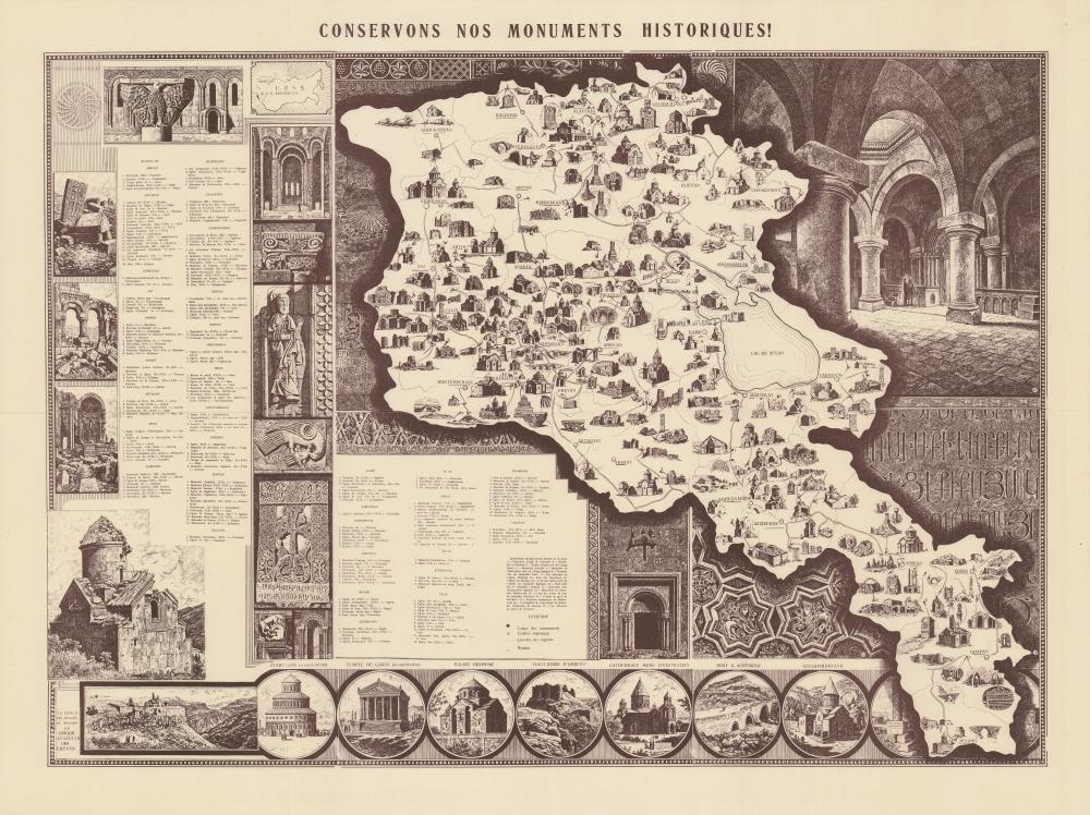Conservons Nos Monuments Historiques! - Main View