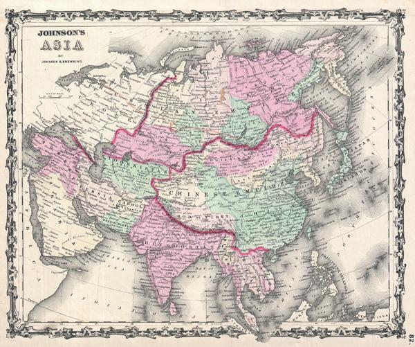 Johnson's Asia. - Main View