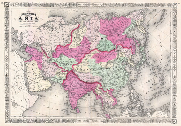 Johnson's Asia.
