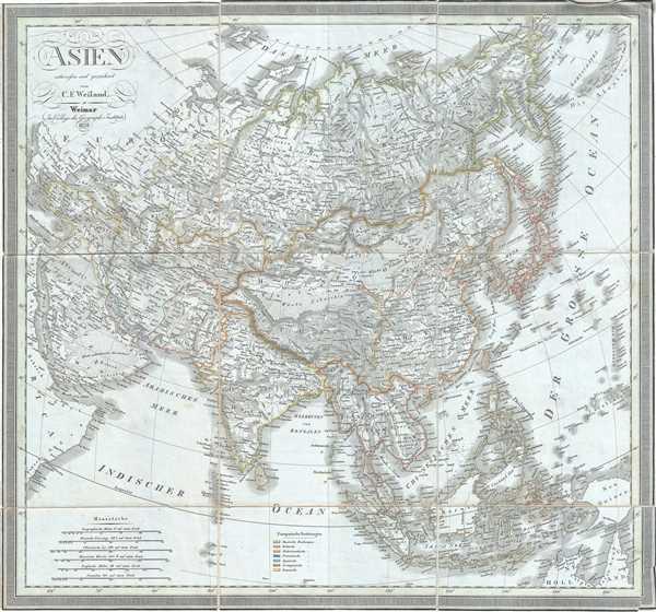 Asien.