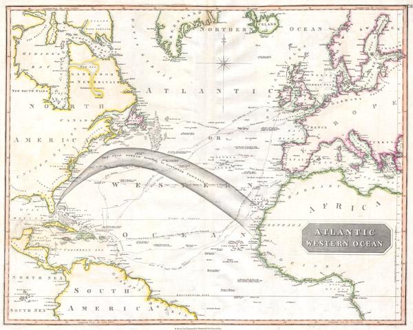 Atlantic or Western Ocean. - Main View