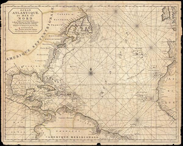 Ocean Atlantique ou Mer du Nord.