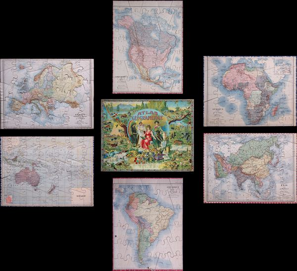Atlas Geographique.