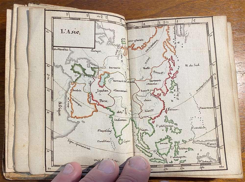 [Untitled Manuscript Pocket Atlas] - Alternate View 4