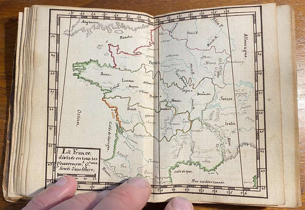 [Untitled Manuscript Pocket Atlas] - Alternate View 5