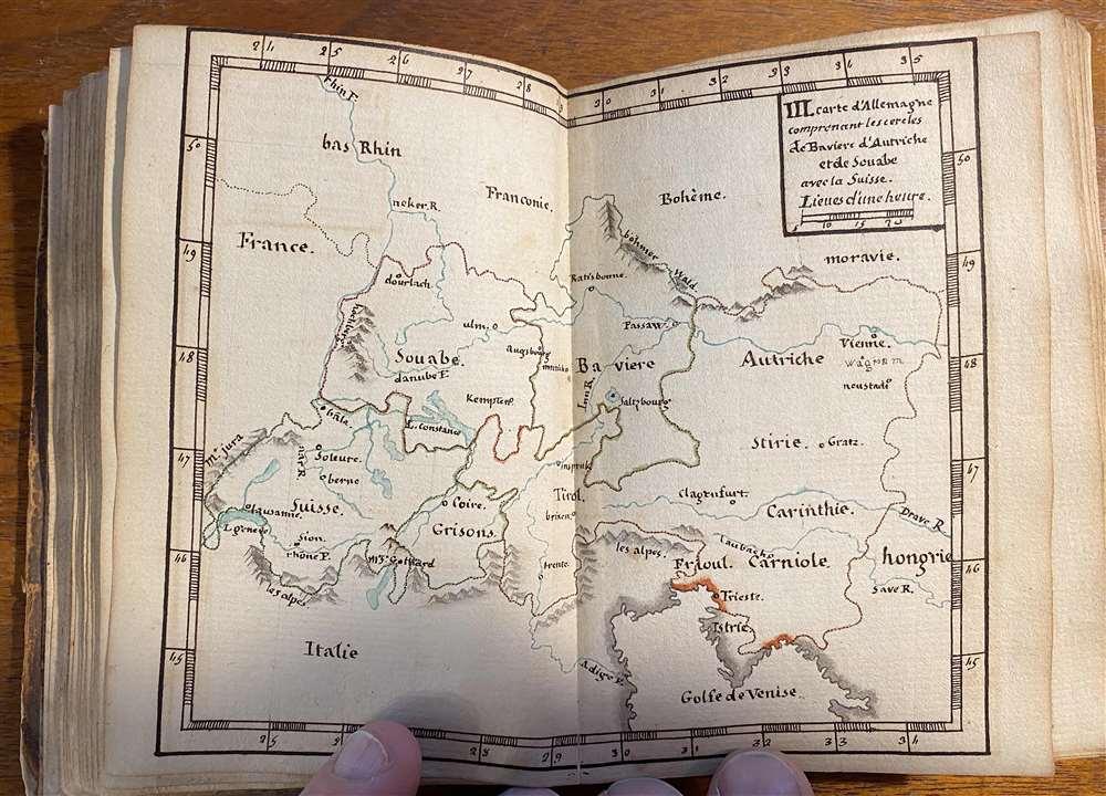 [Untitled Manuscript Pocket Atlas] - Alternate View 7
