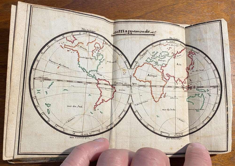 [Untitled Manuscript Pocket Atlas] - Main View