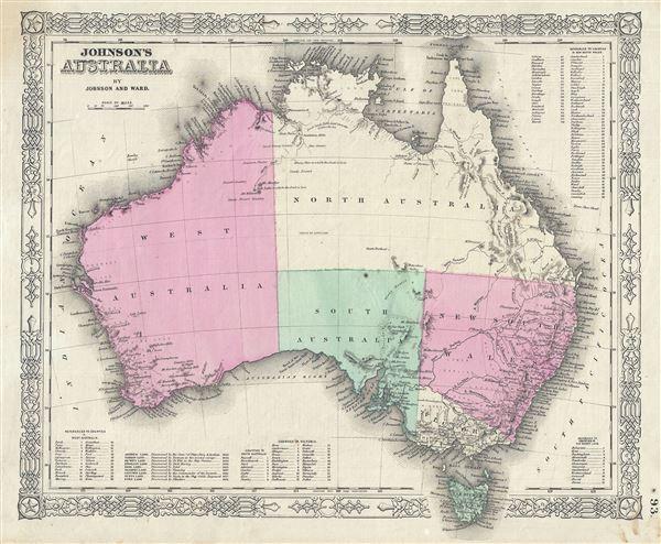 Johnson's Australia.