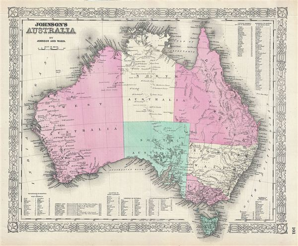 Johnson's Australia. - Main View