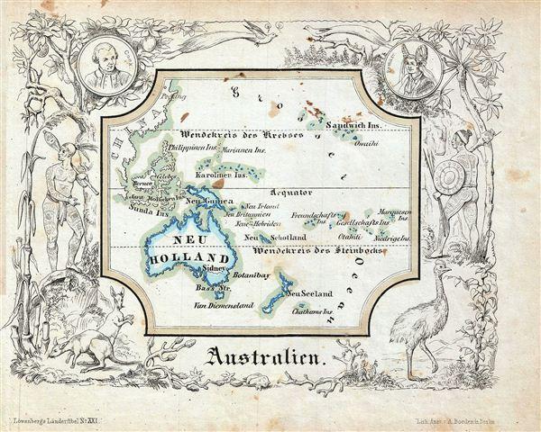 Austalien. - Main View