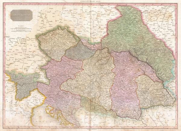 Austrian Dominions. - Main View