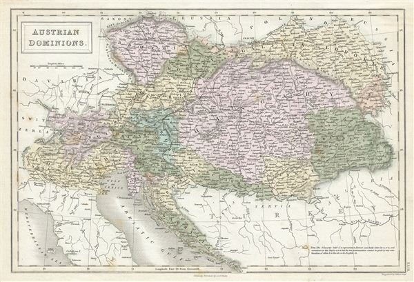 Austrian Dominions - Main View