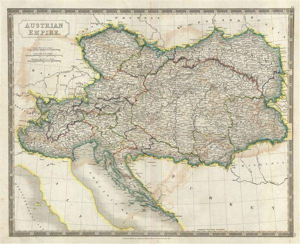 Austrian Empire. - Main View