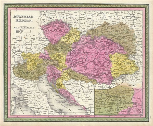Austrian Empire. - Main View