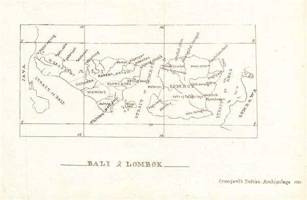 Bali and Lombok.