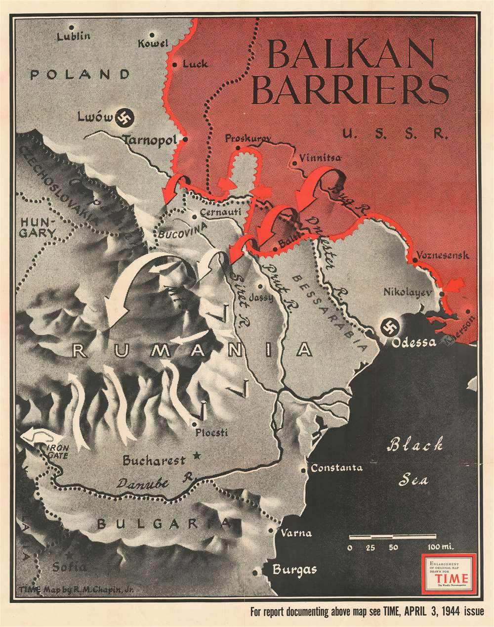 Picture of: Balkan Barriers Geographicus Rare Antique Maps