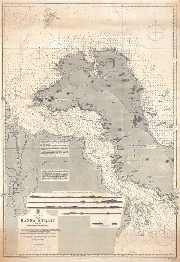 China Sea Banka Strait.