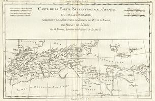 North Africa and the Western Mediterranean: Barbary Coast.