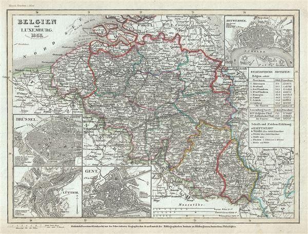Belgien und Luxemburg.