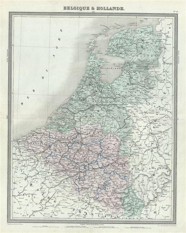 Belgique et Hollande. - Main View