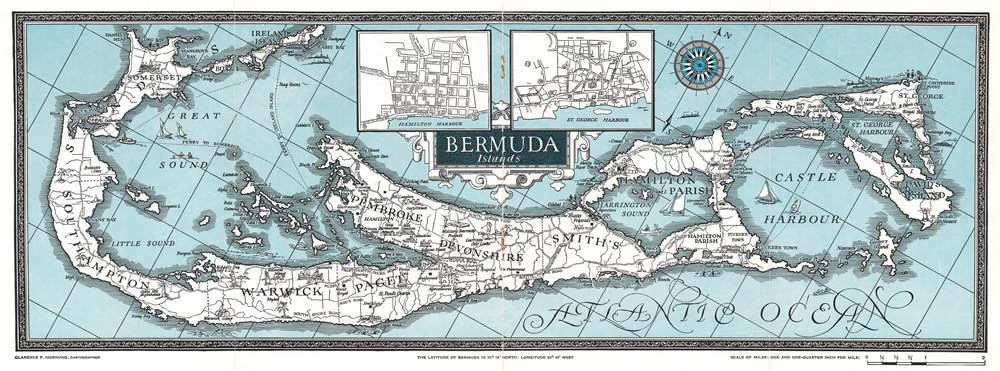 Bermuda Islands. - Main View