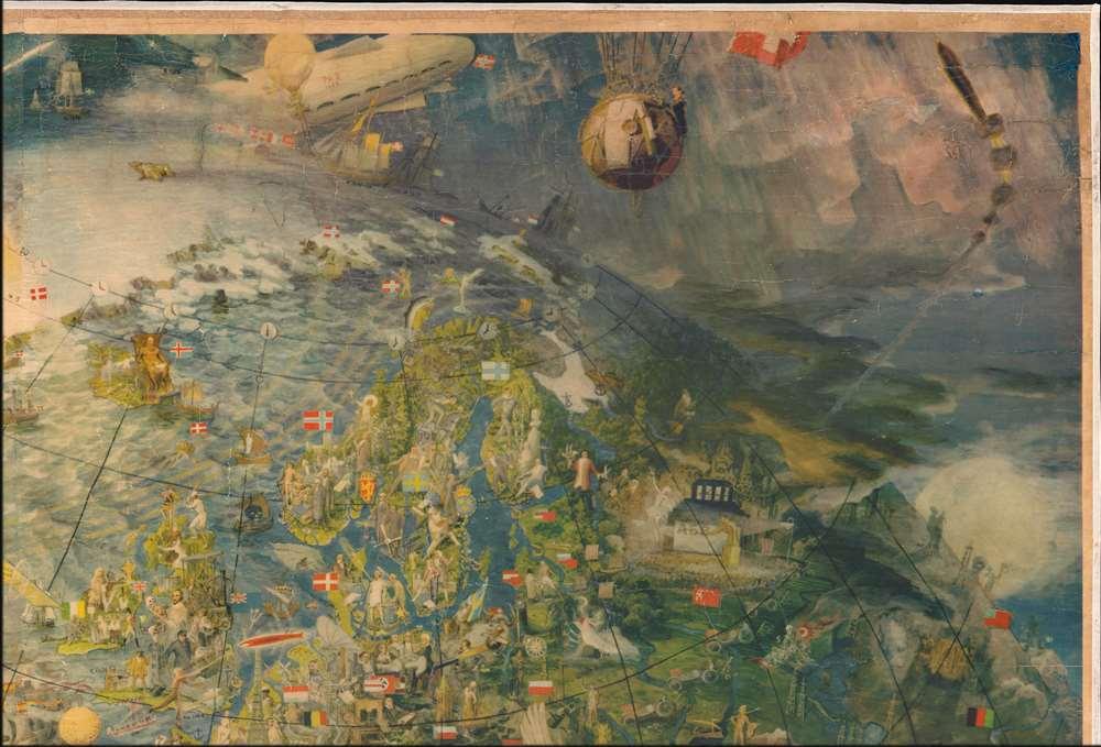 [Oliver Neerlands Bildkarta]. - Alternate View 2