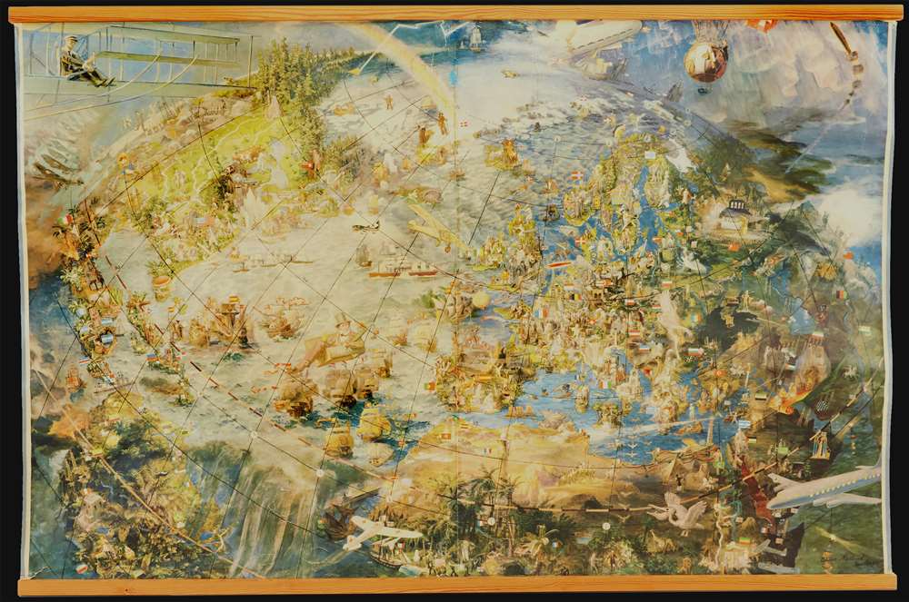 [Oliver Neerlands Bildkarta] - Main View