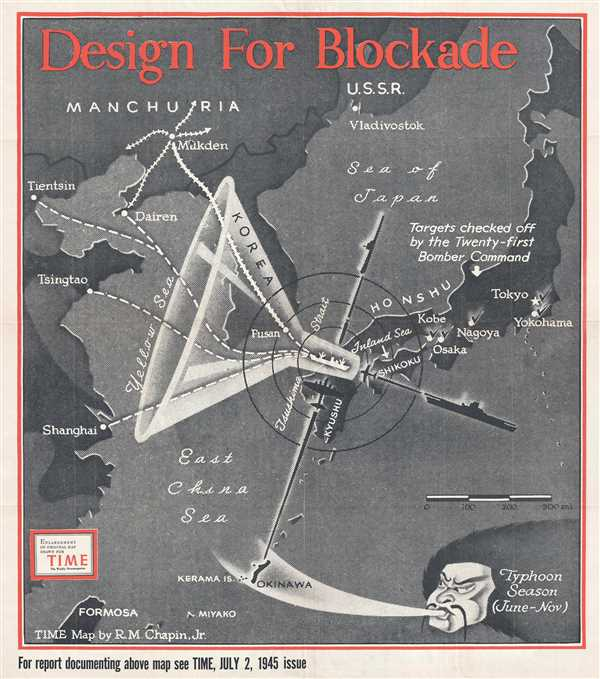 Design for Blockade.