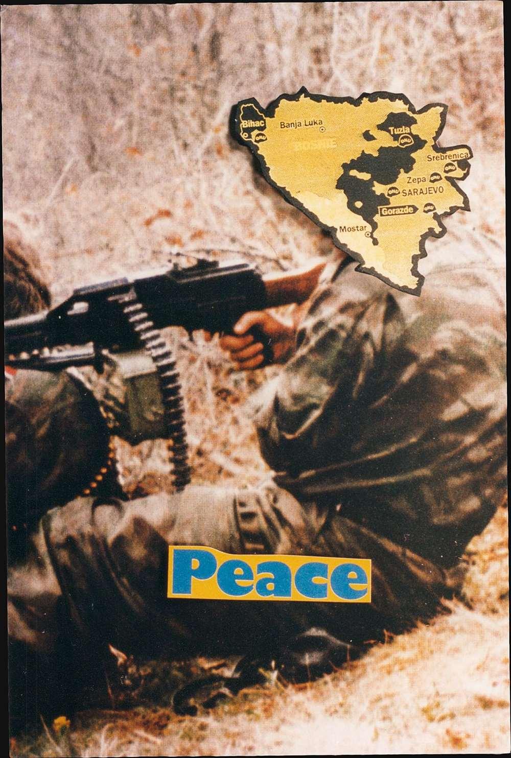 La guerre, non! Pour la paix. - Alternate View 6